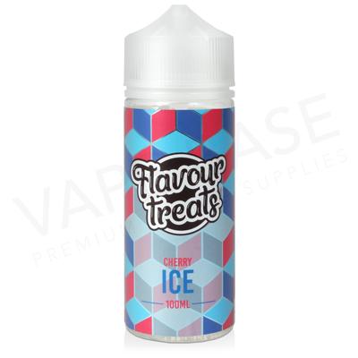 Cherry Ice Shortfill E-Liquid by Flavour Treats Ice 100ml