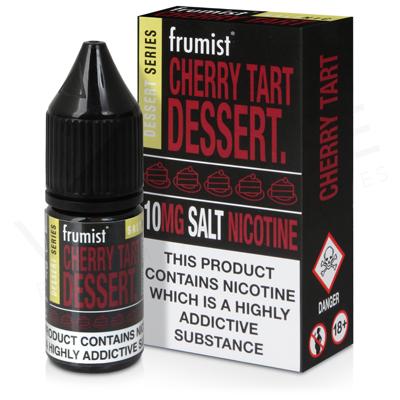 Cherry Tart Nic Salt E-Liquid by Frumist Desserts