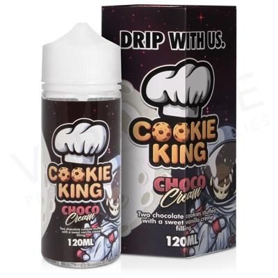 Choco Cream E-Liquid by Cookie King