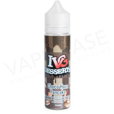 Choco Hazel Pancake E-Liquid by IVG Desserts 50ml