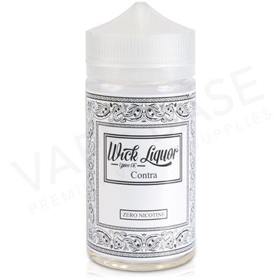 Contra E-Liquid by Wick Liquor 150ml