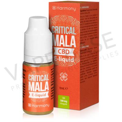 Critical Mala CBD E-Liquid by Harmony