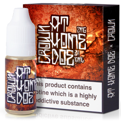 Crown E-Liquid by At Home Doe