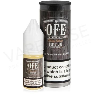 Cup O' Joe E-Liquid by OFE