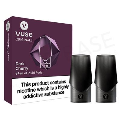 Dark Cherry ePen Pod by Vuse