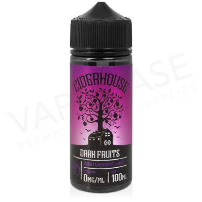 Dark Fruits Shortfill E-Liquid by Ciderhouse 100ml