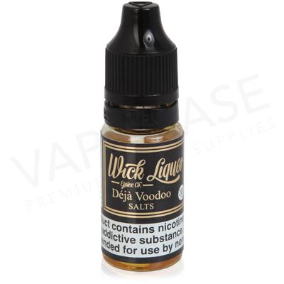 Deja Voodoo E-Liquid by Wick Liquor Salt Nicotine