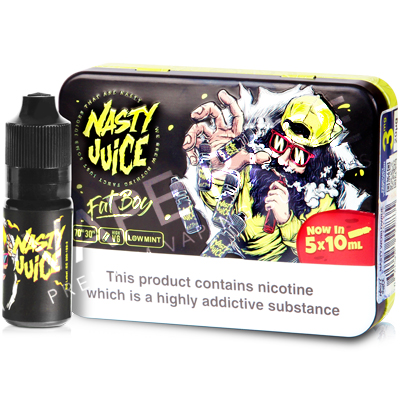 Fat Boy High VG E-Liquid by Nasty Juice