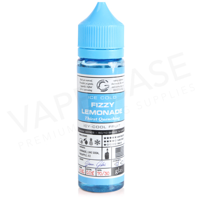 Fizzy Lemonade E-Liquid by Glas Basix 50ml