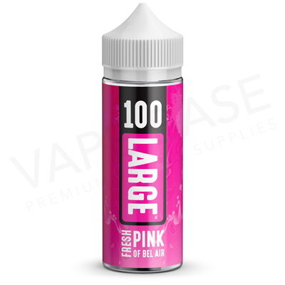 Fresh Pink Of Bel Air EU Unboxed E-Liquid by 100 Large
