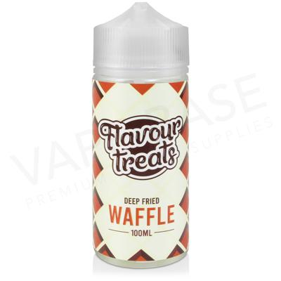 Fried Waffle Shortfill E-Liquid by Flavour Treats 100ml
