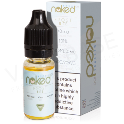 Frost Bite E-Liquid by Naked 100 Menthol