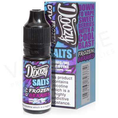 Frozen Berries E-Liquid by Doozy Salts