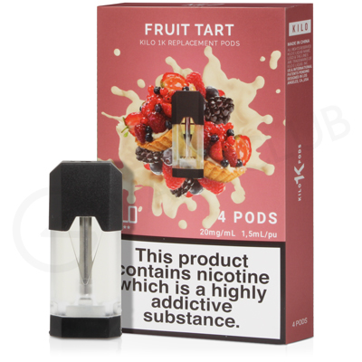 Fruit Tart E-Liquid Pod by Kilo 1K