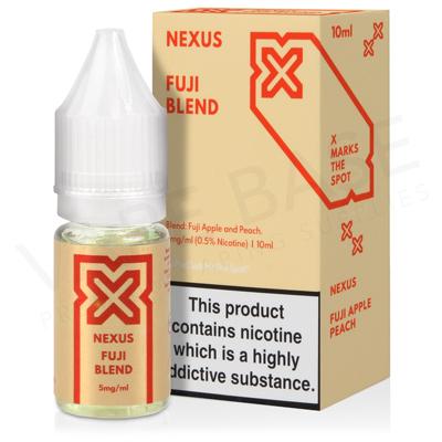 Fuji Blend Nic Salt E-Liquid by Pod Salt Nexus