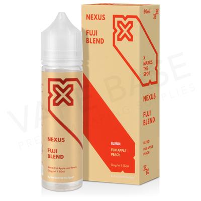 Fuji Blend Shortfill E-Liquid by Pod Salt Nexus 50ml