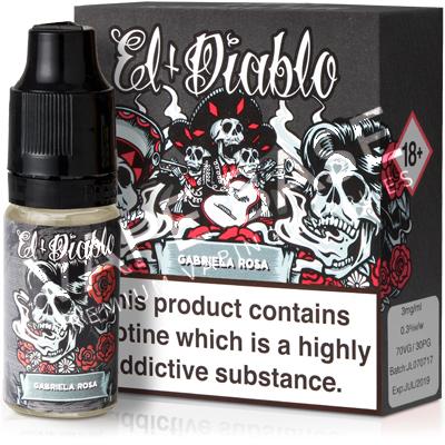 Gabriela Rosa eLiquid by El Diablo