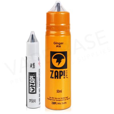 Ginger Ale E-Liquid by Zap! Juice 50ml