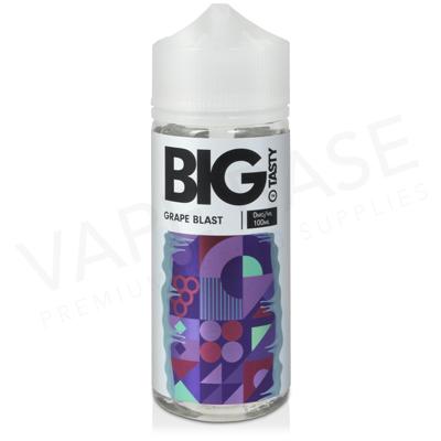 Grape Blast Shortfill E-Liquid by Big Tasty 100ml