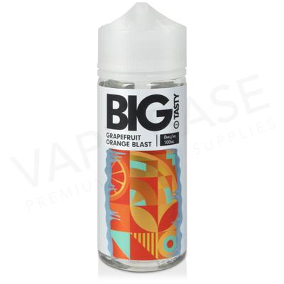 Grapefruit Orange Blast Shortfill E-Liquid by Big Tasty 100ml