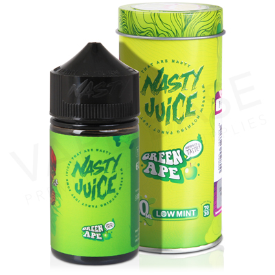 Green Ape E-Liquid by Nasty Juice 50ml