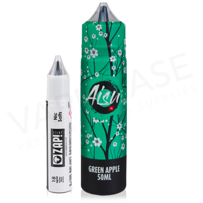 Green Apple E-Liquid by Aisu 50ml