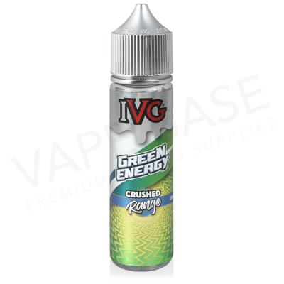 Green Energy Shortfill E-Liquid by IVG Crushed 50ml