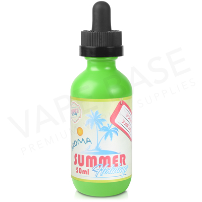 Guava Sunrise E-Liquid by Summer Holidays 50ml