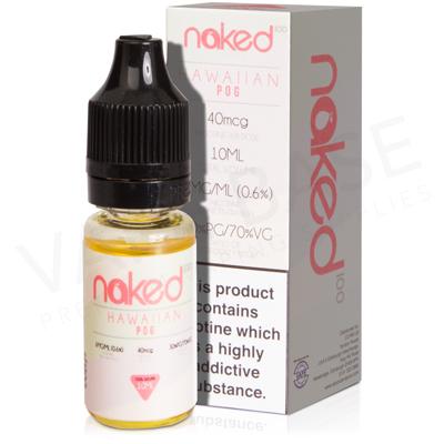 Hawaiian Pog E-Liquid by Naked 100
