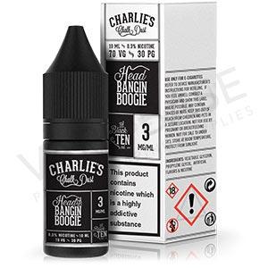 Head Bangin Boogie E-Liquid by Charlie's Chalk Dust