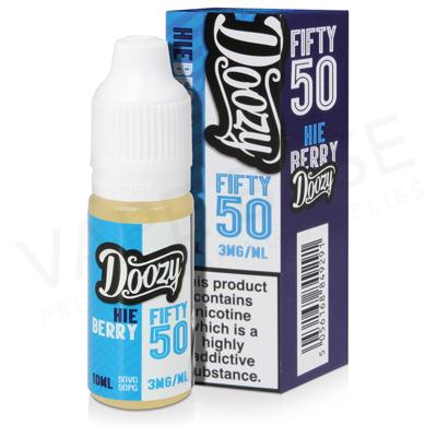 Heisenberry E-Liquid by Doozy Fifty 50