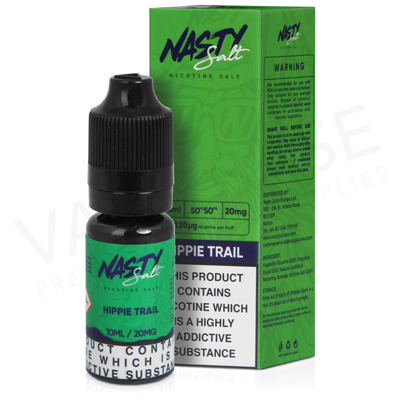 Hippie Trail E-Liquid by Nasty Juice Salts