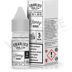 Honey Badger E-Liquid by Charlie's Chalk Dust