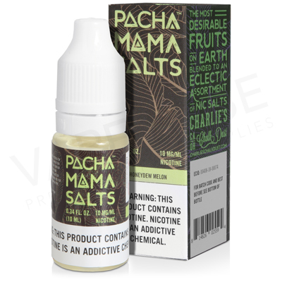 Honeydew Melon E-Liquid by Pacha Mama Salts