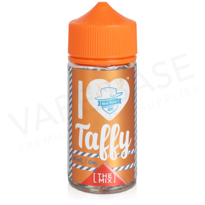 I Love Taffy Too E-Liquid by Mad Hatter Juice 80ml