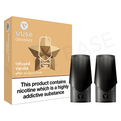 Infused Vanilla ePen 3 Pod by Vuse