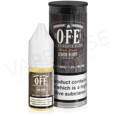 Lemon Berry E-Liquid by OFE