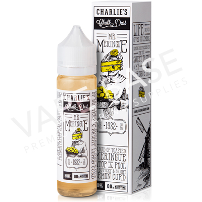 Mr Meringue E-Liquid by Mr Meringue 50ml