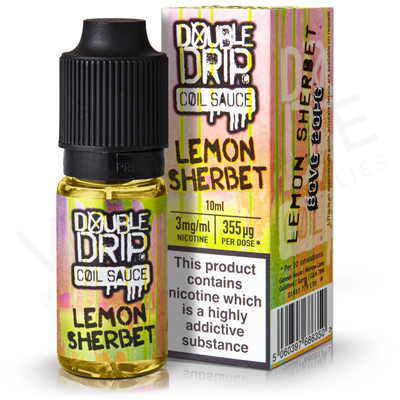 Lemon Sherbet E-Liquid by Double Drip