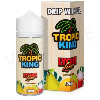 Lychee Luau E-Liquid by Tropic King