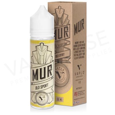 Old Sport E-Liquid by MUR