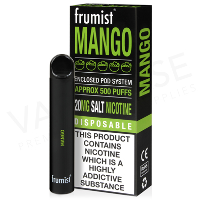 Mango Frumist Disposable Device