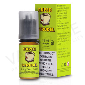 Mango Peach E-Liquid by Super Strudel