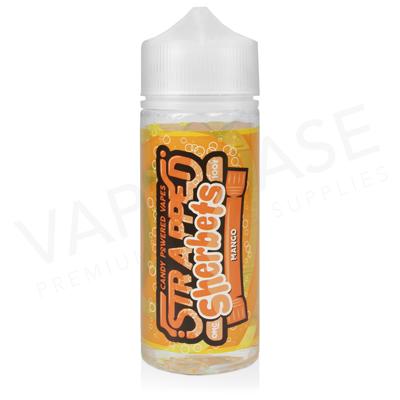 Mango Sherbet Shortfill E-Liquid by Strapped Sherbets 100ml