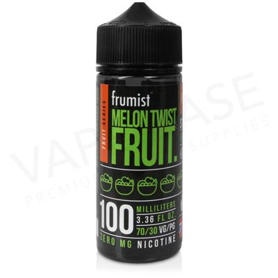 Melon Twist Shortfill E-Liquid by Frumist Fruits 100ml