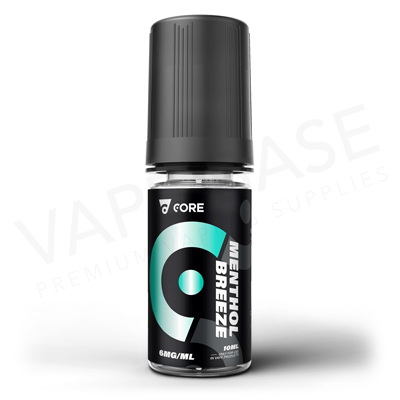 Menthol Breeze E-Liquid by Core