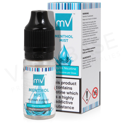 Menthol Mist E-Liquid by Multivape