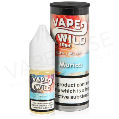 Murica E-Liquid by Vape Wild