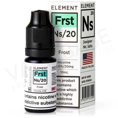 NS20 + NS10 Frost E-Liquid by Element