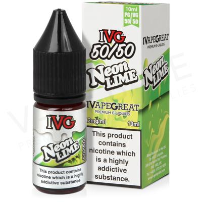 Neon Lime E-Liquid by I VG 50/50